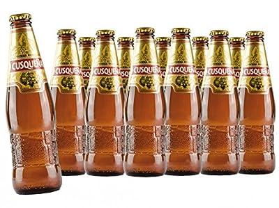 Cusquena Cerveza Bier aus Peru im 12er Sparpack
