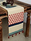 Table Runner Hand Block Printed