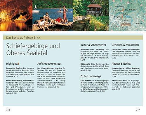 DuMont Reise-Taschenbuch Reiseführer Thüringen: mit Online Updates als Gratis-Download - 6