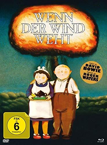 Wenn der Wind weht (+ DVD) im limitierten Mediabook [Blu-ray] -
