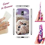 FUNDA CARCASA GATTINO KAWAII PARA SAMSUNG GALAXY S5 MINI G870