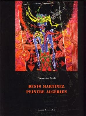 Denis Martinez, peintre algrien.