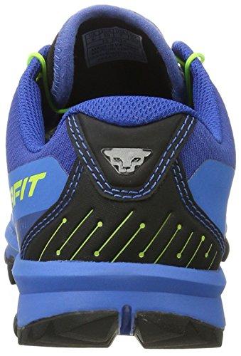 Dynafit Ms Feline Vertical, Chaussures de Trail homme Bleu (Sparta Blue/fluo Yellow)