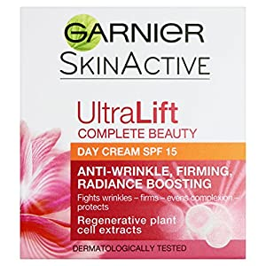 Garnier UltraLift Complete Beauty – Crema Anti-arrugas, Día, 50 ml