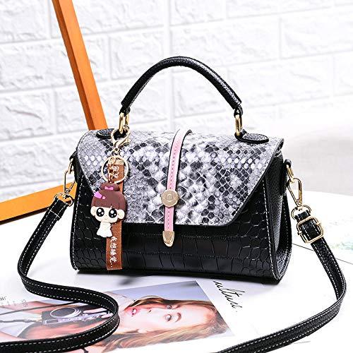 Fyyzg Frühjahr Neue Damentasche kleine quadratische Tasche Handtasche Trend koreanische Version - grau
