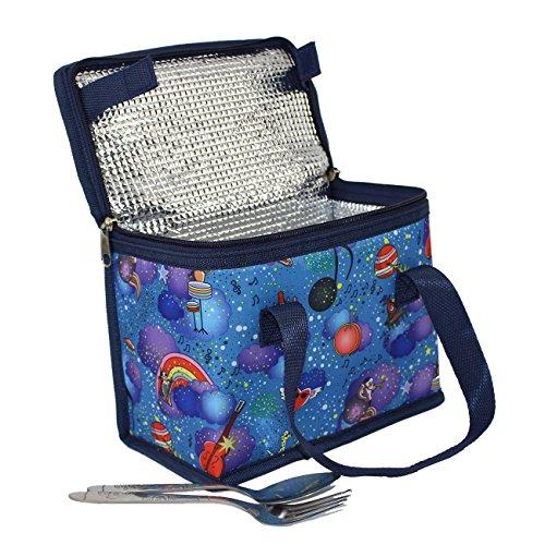 teamook-upgraded-version-polyester-fiber-kids-insulation-lunch-bag-interstellar