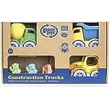 Green Toys cst3–1209obras Vehículos de Juego/CONSTRUCTION Trucks Gift Set