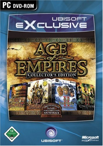 Age of Empires - Collectors Edition [Ubi Soft eXclusive]