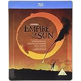 Das Reich der Sonne - Empire of the Sun Steelbook Blu-Ray, UK-Import mit deutschem Ton, Uncut, Regionfree, Zavvi Exclusive Limited Edition Steelbook