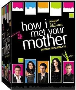 How I met your mother - Intégrale saisons 1 à 5 - Inclus le Playbook