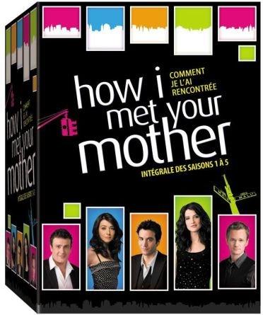 How I met your mother : comment je l'ai rencontrée, Saison 1, épisodes de 1 à 22