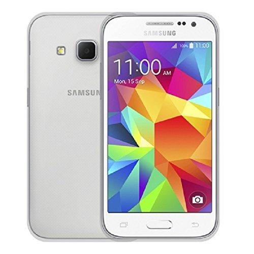 ELECTRÓNICA REY Funda Carcasa Gel Transparente para Samsung Galaxy Core Prime...