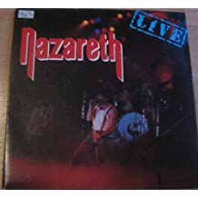 "NAZARETH 7""Single,Double Pack,4 Track EP-LIVE,Hearts Grown Cold/Razamanaz,EX+"