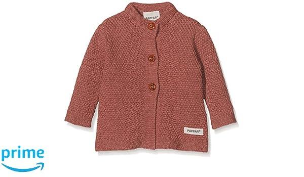 de1e8e9ea Papfar Baby Girls  Knit Strickjacke Cardigan  Amazon.co.uk  Clothing