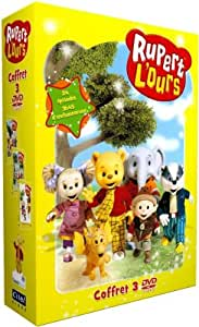 Rupert l'Ours (Coffret 3 DVD)
