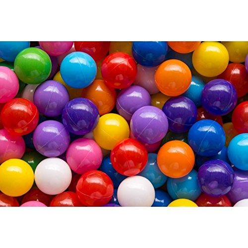 Mini-pop-up-Unterwasserwelt-Babypool-Bllebad-Bllepool-100-bunte-Blle