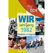 Geboren in der DDR - Wir vom Jahrgang 1982 - Kindheit und Jugend (Aufgewachsen in der DDR): 35. Geburtstag