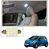 #10: Vheelocityin 16 SMD LED Roof Light White Dome Light for Chevrolet Beat
