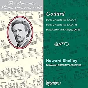 Godard: Klavierkonzerte Nr.1 & 2/Introduction et Allegro Op.49 - Das Romantische Klavierkonzert Vol.63