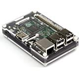 Coupé Ninja Pibow - The slim, hackable, and attractive case for the Raspberry Pi!