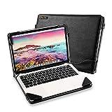 Berfea Coque Compatible avec Macbook Dell XPS Samsung Spenpro LG Gram Huawei MateBook...