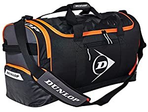 Dunlop Performance Holdall Racket Bag - Black Review 2018
