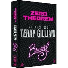 Coffret terry gilliam : zéro theorem ; brazil