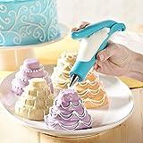 Sunshine E-Z Deco Icing Pen 6 Piece Cake...