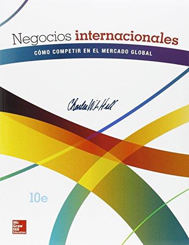 NEGOCIOS INTERNACIONALES COMO COMPETIR EN EL MERCADO