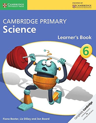 Preisvergleich Produktbild Cambridge Primary Science Stage 6 Learner's Book (Cambridge International Examinations)