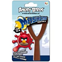 IMC 035034 Angry Birds - Figura luminosa del pájaro color rojo