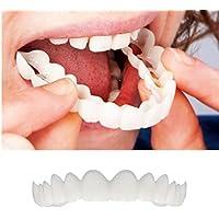 Zähne Top Kosmetik Furnier, AmaMary Clearance ❤️ ❤️ ❤️ Instant Lächeln Komfort Fit Flex Cosmetic Teeth Prothese preisvergleich bei billige-tabletten.eu