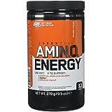 Optimum Nutrition Amino Energy - Orange, 30 Portions - Preworkout booster, 270 g
