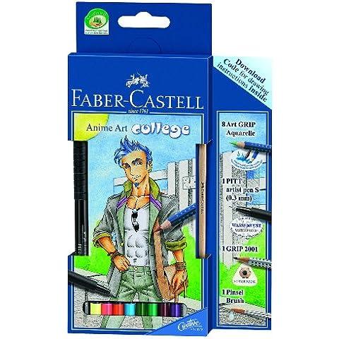 FABER-CASTELL Anime Art Set College
