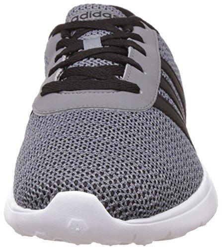 adidas Lite Racer, Chaussures de Sport Homme, Noir, EU Gris