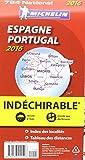 Image de Mapa National España - Portugal 2016 (Mapas National Michelin)