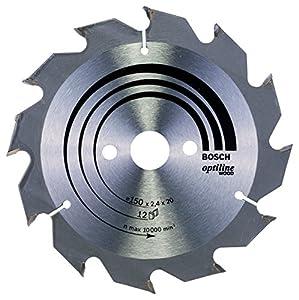Bosch 2608641169 Optiline Wood Circular Saw Blade