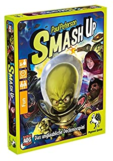 Pegasus Spiele 17260G - Smash Up (B008YEBTO0) | Amazon price tracker / tracking, Amazon price history charts, Amazon price watches, Amazon price drop alerts