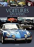Grand atlas des voitures anciennes : Histoire, modèles, performances...