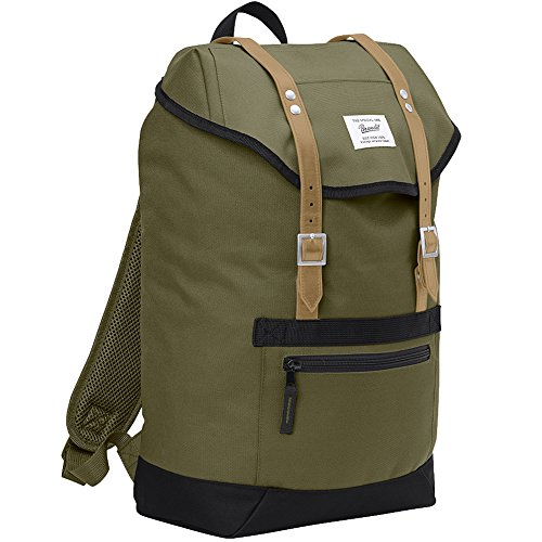 Rucksack Tahoma Backpack 20 Liter oliv-schwarz -