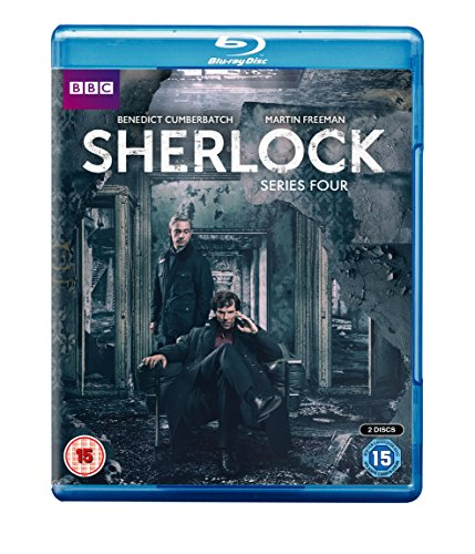 Sherlock - Series 4 [Blu-ray] [2016]