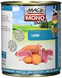 Mac's Mono Sensitive Lamm, 6er Pack (6 x 800 g)