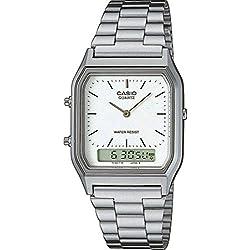 Reloj de pulsera de los hombres CASIO mod. AQ-230A-7BMQ