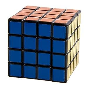 ETHAHE Rubik's Cube Carré/Cube Magique Rubik's Revenge Noir Spécialement Conçu pour les Compétitions