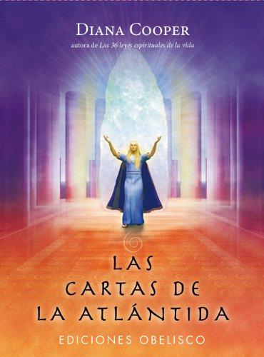 Las cartas de la Atlántida + baraja (CARTOMANCIA)