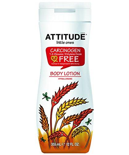 Attitude Eco-Kids Lait pour le corps 355 ml