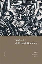 Modernité de Remy de Gourmont