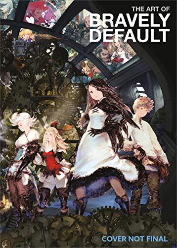 Art Of Bravely Default por Square Enix