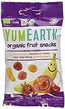 Yumearth Organic Fruit Snacks, 50 g, Pack of 12