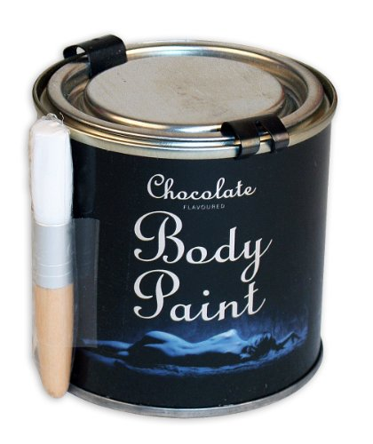 Bodypaint Schokolade Körperfarbe mit Schokoladenge